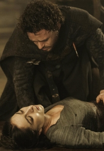 Too many feels! Still crying as Robb embraces his Talisa for the last time.